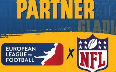 OFICIAL: ACUERDO DE COLABORACIÓN ENTRE LA EUROPEAN LEAGUE OF FOOTBALL Y LA NFL