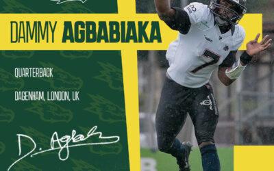 Dammy Agbabiaka, nuevo jugador de nuestro conjunto