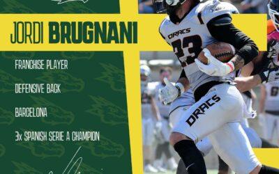 Jordi Brugnani es nuevo Dragon