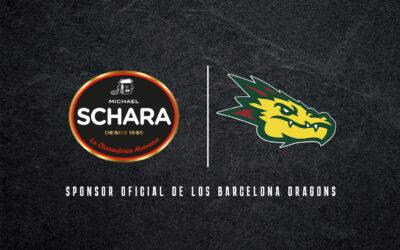 SCHARA, nuestro primer sponsor oficial
