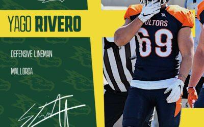 Yago Rivero es nuestro nuevo jugador