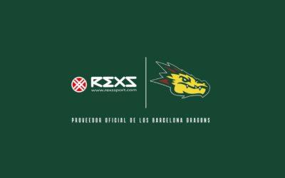 Rexs Sport se convierte en nuestro proveedor oficial