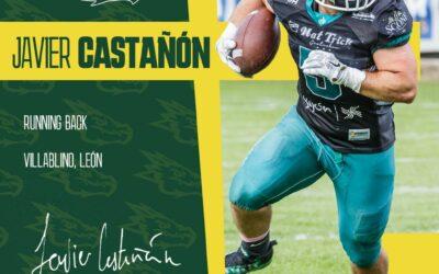 Javier Castañón es nuestro nuevo jugador