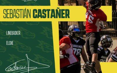 Sebastián Castañer llega al equipo