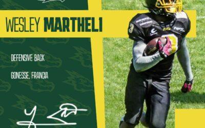 Wesley Martheli es nuevo Dragon